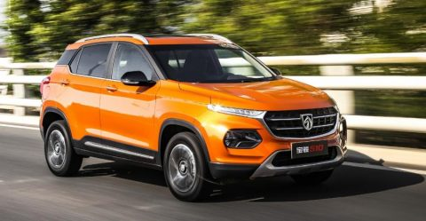 Baojun 510 Suv Featured