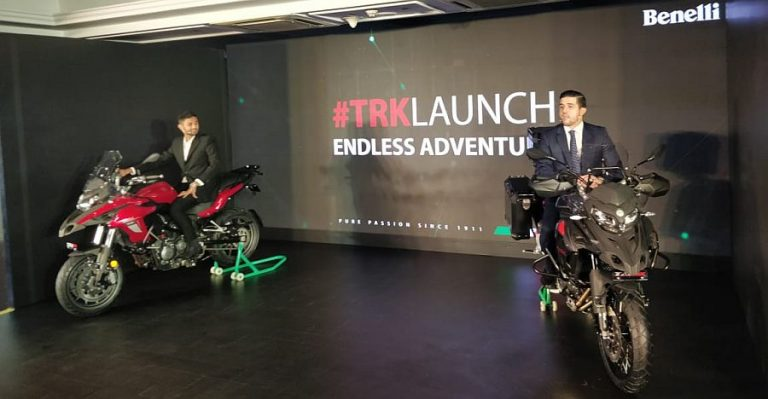 Benelli Trk Launched