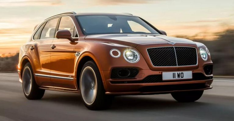 Bentley Bentayga Speed Featured