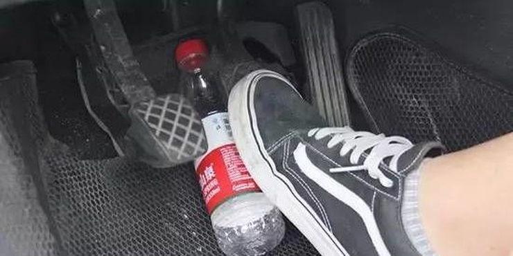 Dangerous Objects In Car