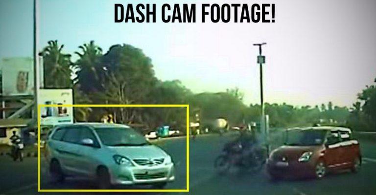 Dash Cam Footage Featured