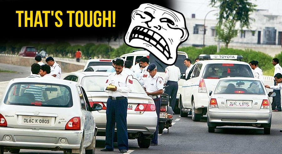 Old cars can't even pass through Delhi: Police explain the ban