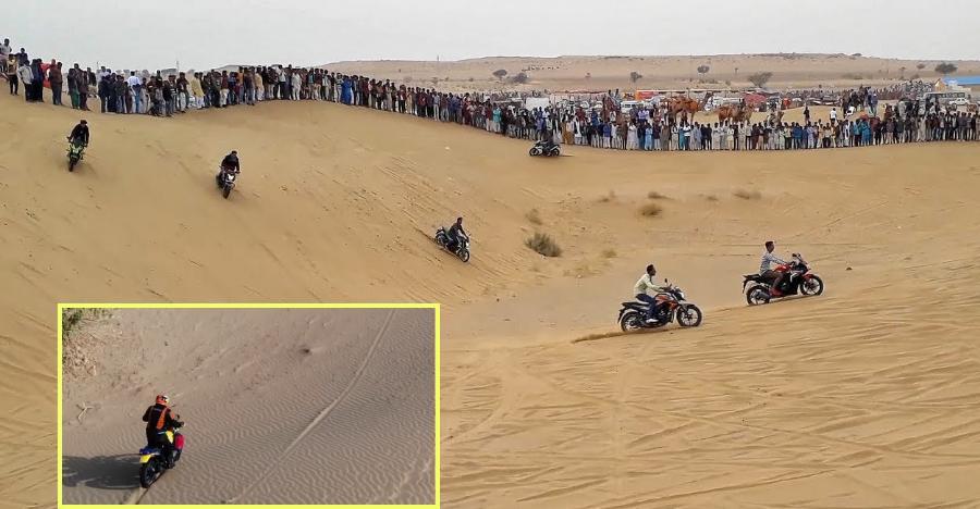 Desert Bike Race Featured 4