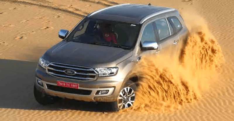 Ford Endeavour 2019 Review Featured