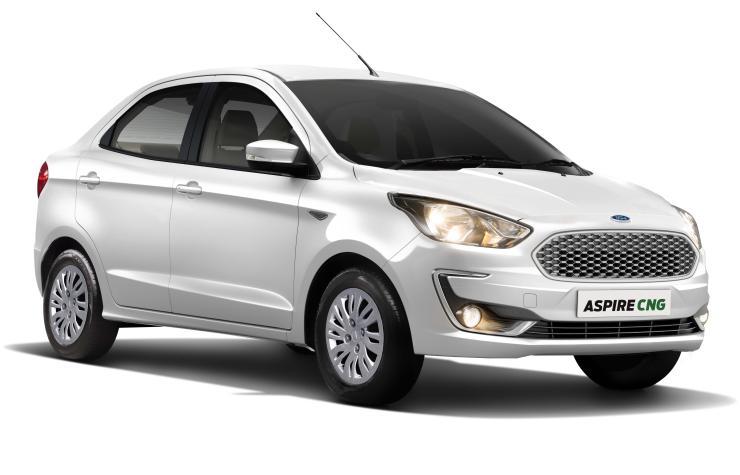 Ford Figo Aspire Cng