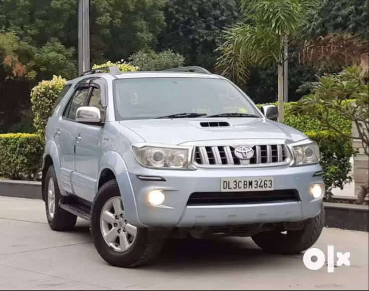 Fortuner Used