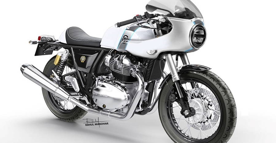 Check out the Royal Enfield Continental GT 650 in two new personalities