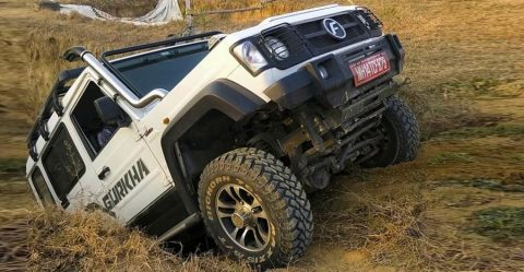 Gurkha Off Road Featured