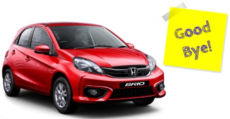 Honda Brio Goodbye Featured