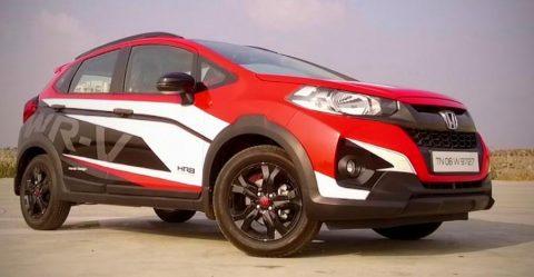 Honda Wr V Modified Featured
