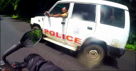 Indian Bikes Hate Cops Featured