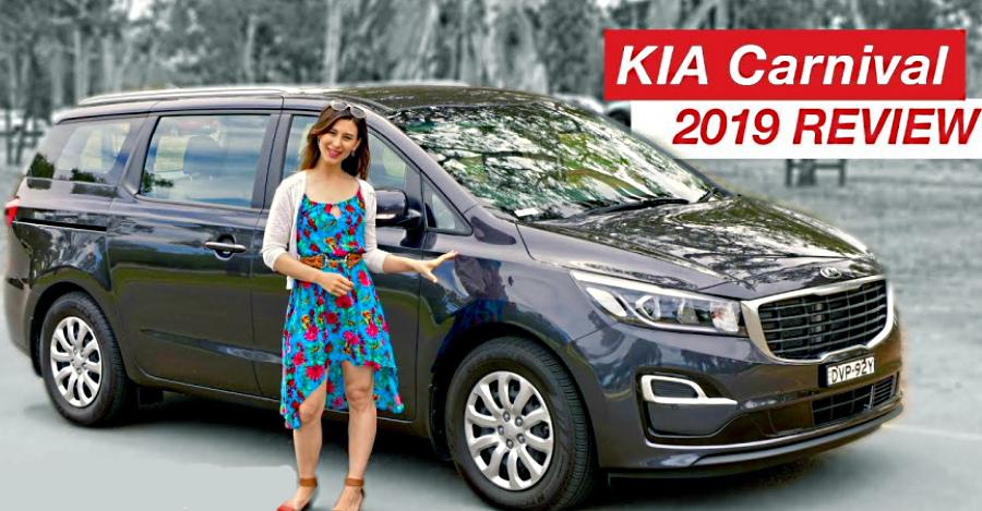 Kia Carnival video review: What more does it offer over the Toyota Innova Crysta!