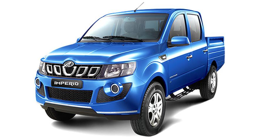 Mahindra Imperio Pick Up Truck Recalled To Fix Faulty Rear Axle