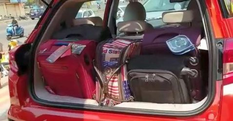 Mahindra Xuv300 Boot Space Featured