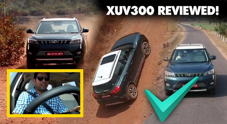 Mahindra Xuv300 Review Featured