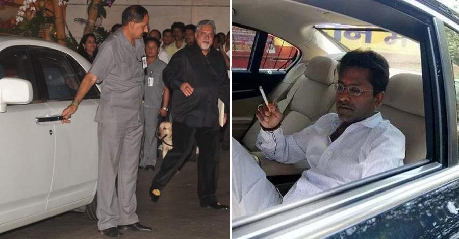 Vijay Mallya, Nirav Modi & Lalit Modi: 10 super luxury cars they left behind in India