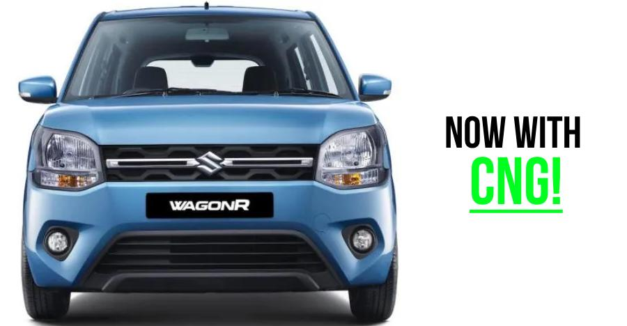 Wagon r cng price in delhi on road 2019