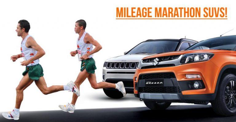 Mileage Marathon Suvs Featured
