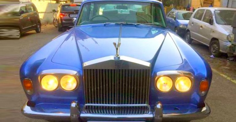Rolls Royce Silver Shadow Featured