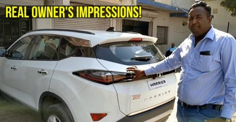 Tata Harrier Real Owner's Review Featured