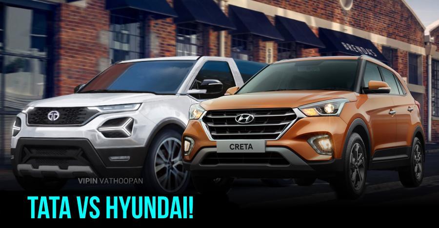Tata Hyundai Creta Rival Featured 1