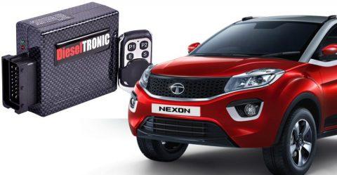 Tata Nexon Dieseltronic Featured