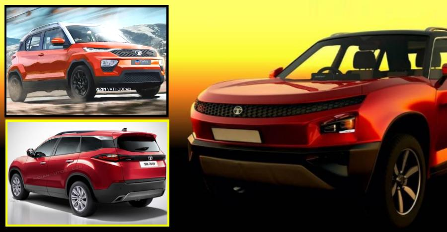 5 upcoming Tata SUVs in the Indian market: From Blackbird to H7X