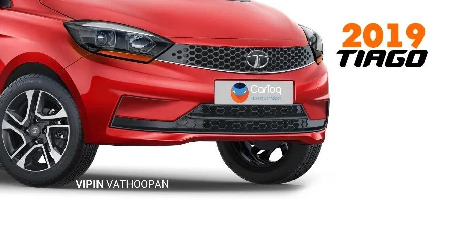 Tata Tiago Facelift: This is what it'll look like