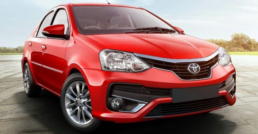 Toyota Etios Featured