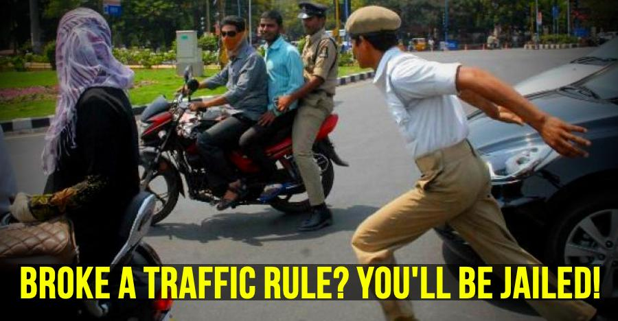 Traffic Rule Jail Featured