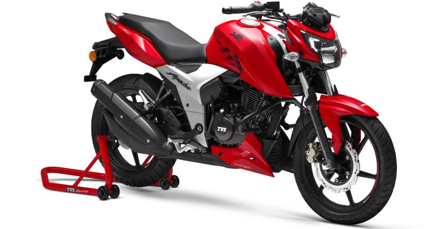 Tvs Apache 160 Abs Featured