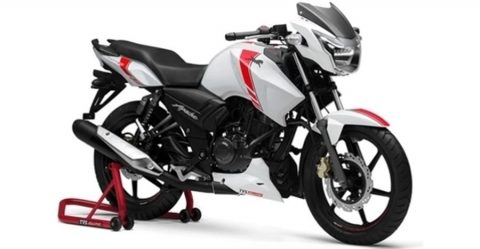 Tvs Apache Rtr 160 Abs Featured