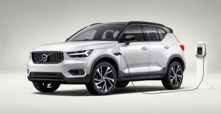 Volvo Xc40 Electric Featured