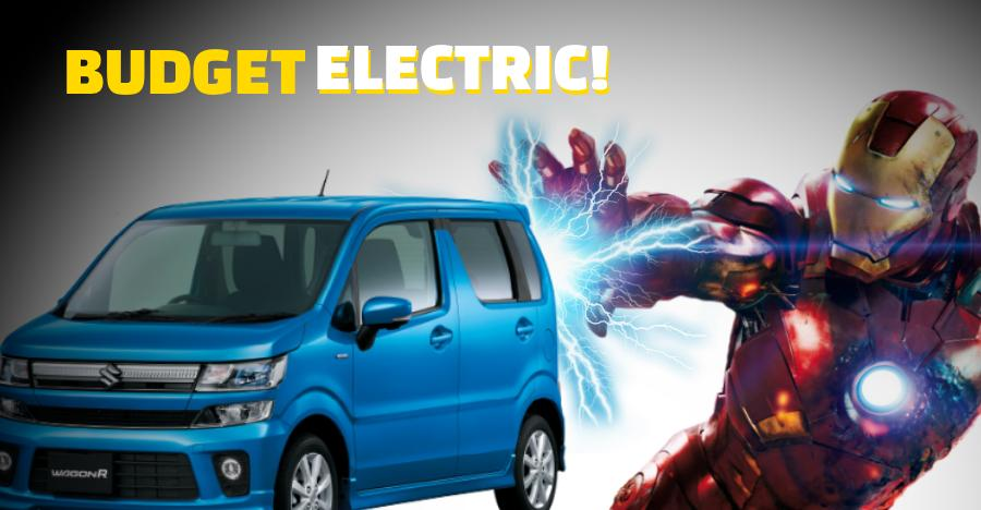 Maruti WagonR Electric will be quite affordable & practical: Here's why