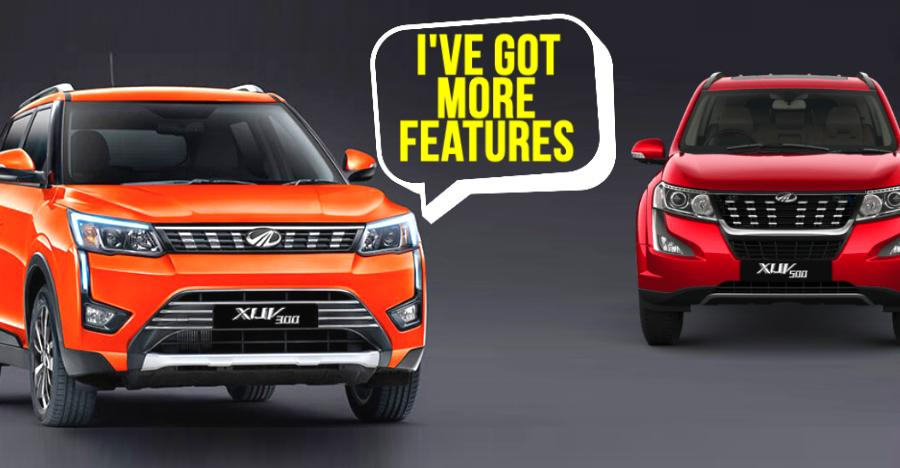 Xuv300 Xuv500 Featured