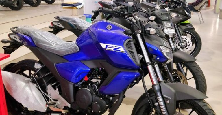 Yamaha Fz V3 Featured