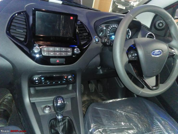 2019 Ford Figo Facelift 2