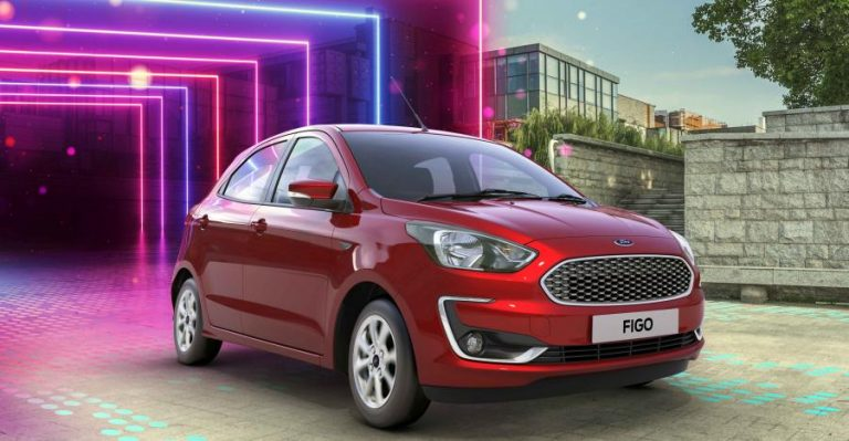 2019 Ford Figo Facelift Featured 1