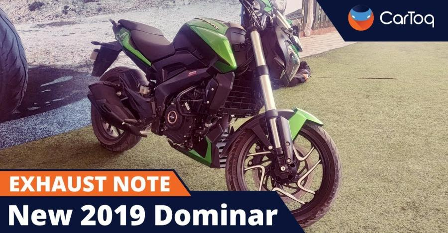 Facelifted 2019 Bajaj Dominar: Here's everything that's new on the bike [Video]