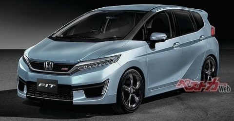 2020 Honda Jazz Hatchback Featured