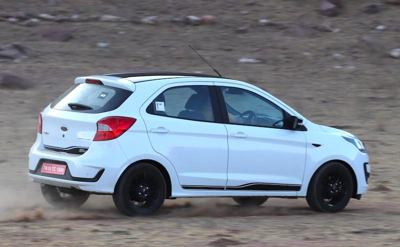 3new 2019 Ford Figo