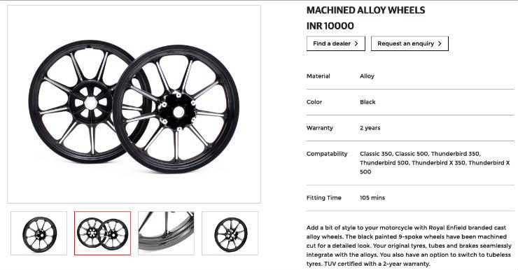 Alloy Wheels 1