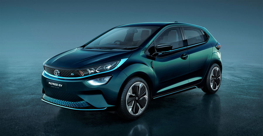 Tata Altroz Electric to have a sharp price tag