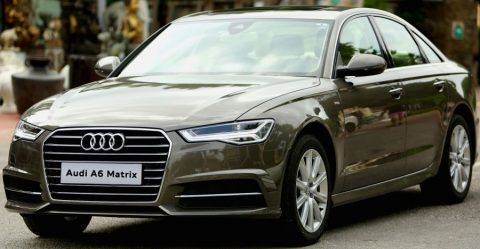 Audi A6 Limited Edition Featured