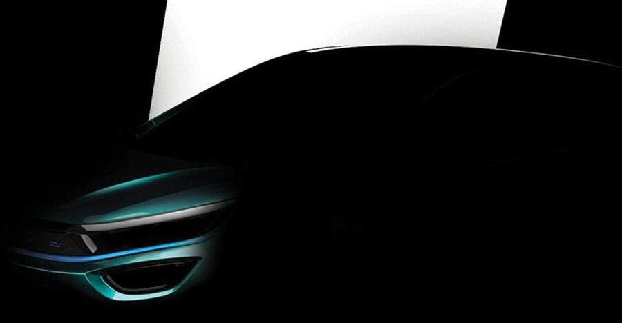 Tata Harrier-based H7X SUV's front end styling teased