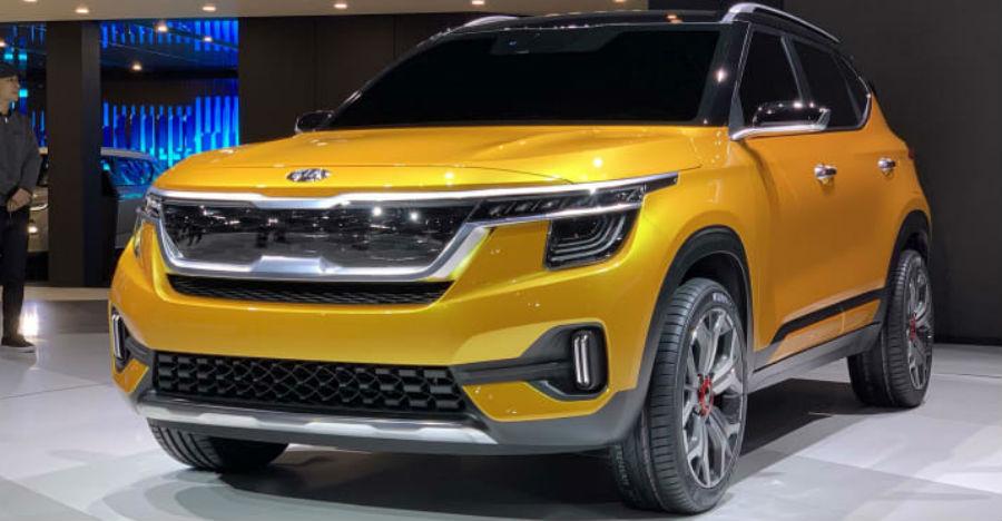 Kia SP Concept Signature shows what the Hyundai Creta-based SUV will look like