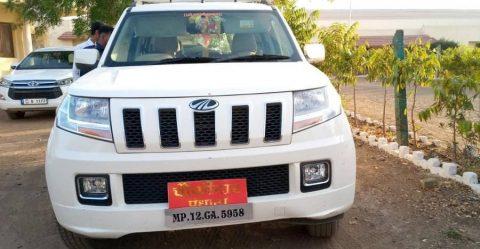 Mahindra Tuv300 Copy