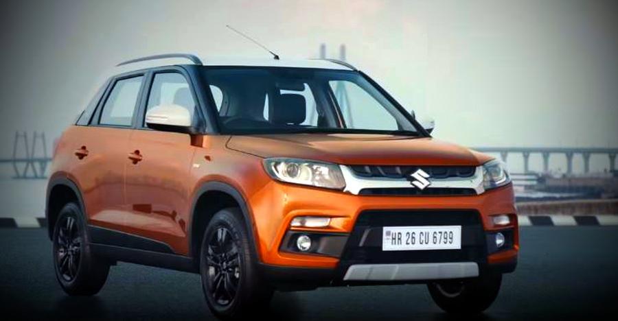 2019 Maruti Brezza Facelift production begins in India