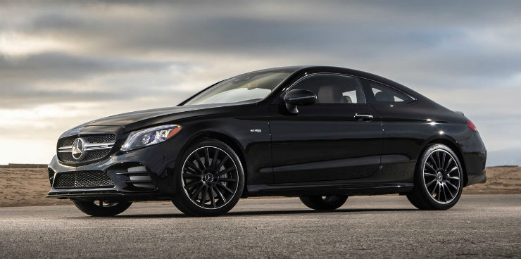 Mercedes Benz C43 Amg Coupe 2019 1280 07