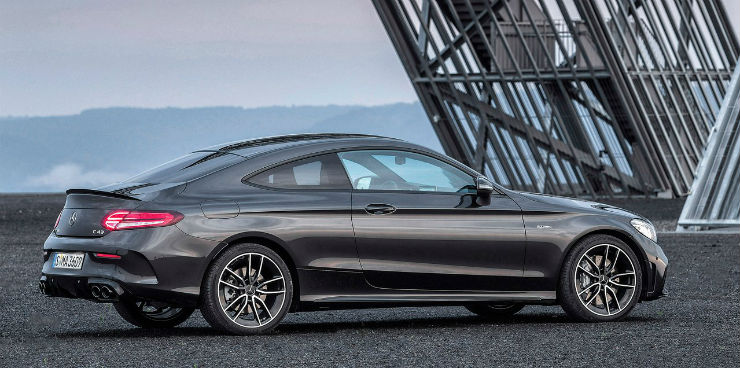 Mercedes Benz C43 Amg Coupe 2019 1280 54
